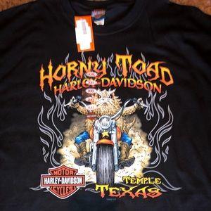 Harley Davidson NWT tee shirt 2xL